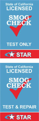 STAR Smog Check Progam