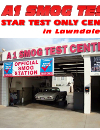 A1 SMOG TEST CENTER Profile Picture