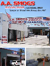 AA SMOG TEST ONLY CENTER Profile Picture