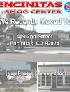 ENCINITAS SMOG CENTER Profile Picture