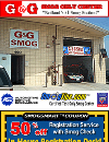 G & G SMOG TEST CENTER Profile Picture