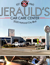 JERAULDS CAR CARE CTR Profile Picture