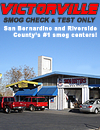 VICTORVILLE SMOG CHECK Profile Picture